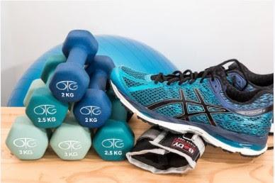 Latihan kebugaran jasmani berguna untuk meningkatkan