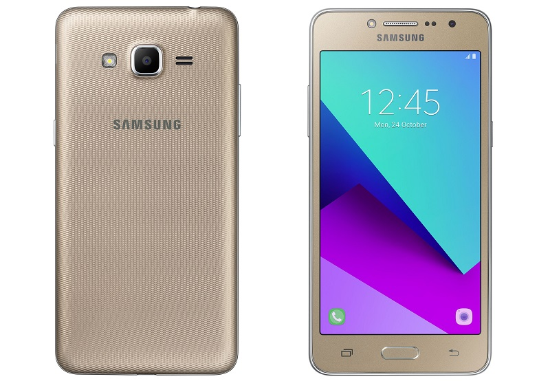 Samsung Galaxy J2 Prime - Gold (SRP Php 5,990)