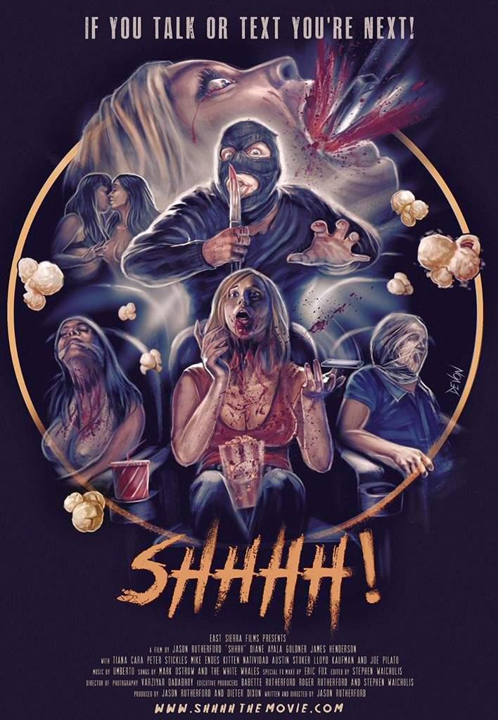 Shhhh 2018 - Full(HD)