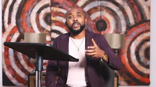 Banky W Preaches, Waje Leads Worship at The WaterBrook Church