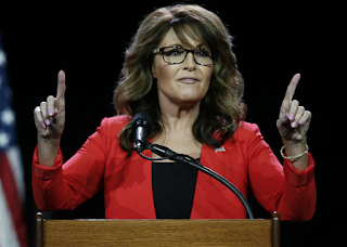 Sarah Palin Warns Conservatives: Liberals Are 'Out For Blood'
