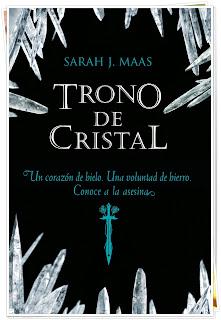 Resultado de imagen de throne of glass español