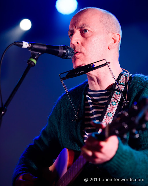 The Vaselines at Venusfest at The Opera House on Friday, September 20, 2019 Photo by John Ordean at One In Ten Words oneintenwords.com toronto indie alternative live music blog concert photography pictures photos nikon d750 camera yyz photographer summer music festival women feminine feminist empower inclusive positive