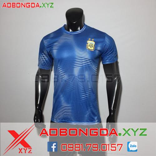 Áo Đội Tuyển Argentina 2020 Training
