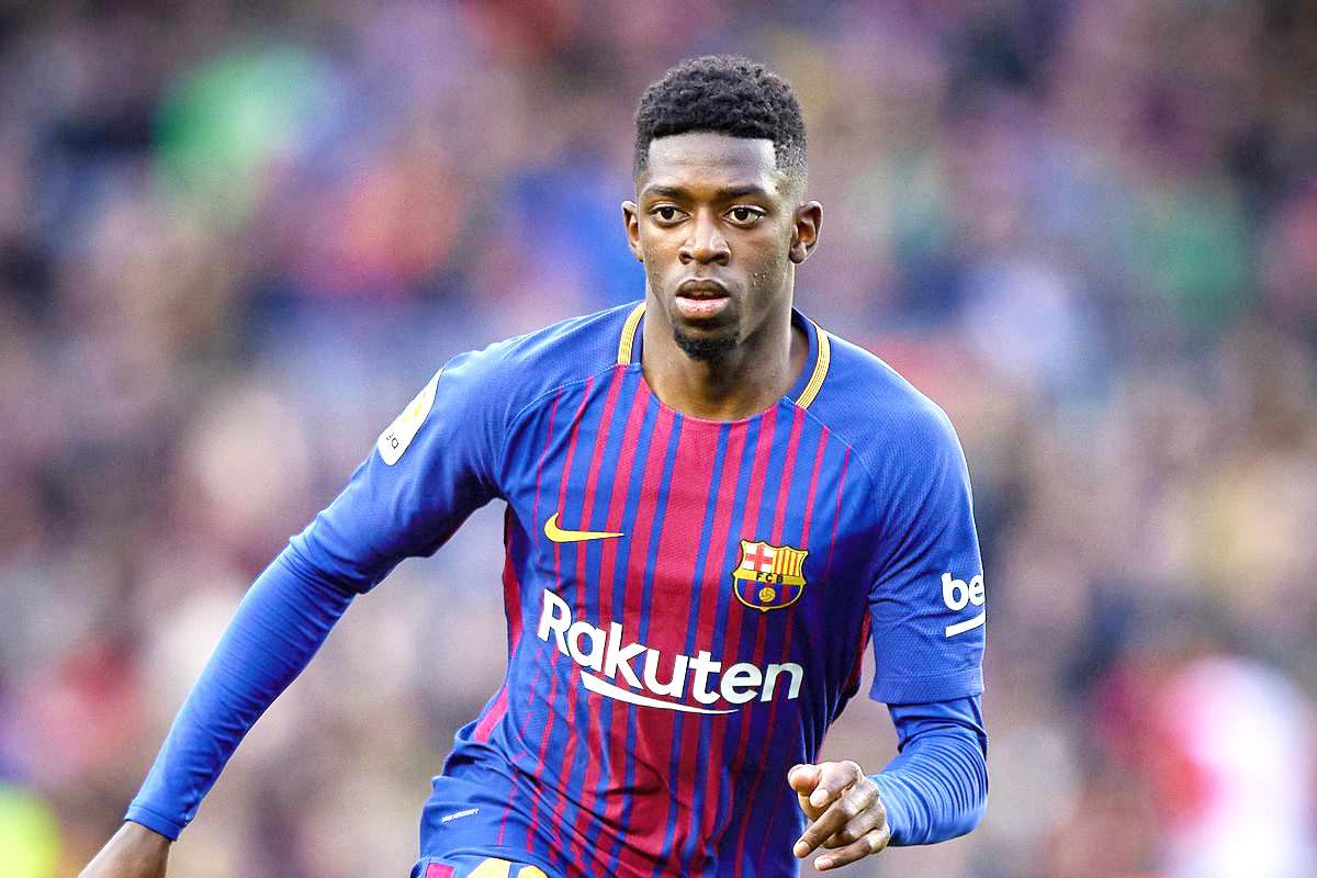 Bamu Yarda Mu Bayarda Dembele Ba Don A Bamu Hazard - Inji Barcelona