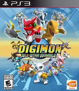 DIGIMON ALL-STAR RUMBLE PS3 TORRENT