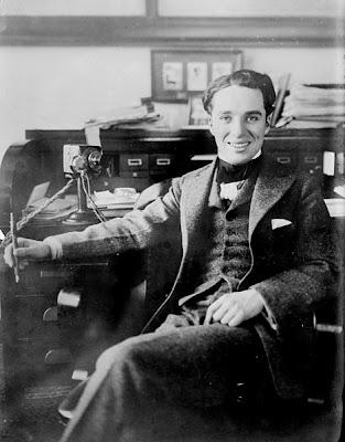 """Charles """"Charlie"""" Chaplin ... un genio del cine 4"""