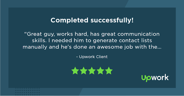 review from client-sohail zafar