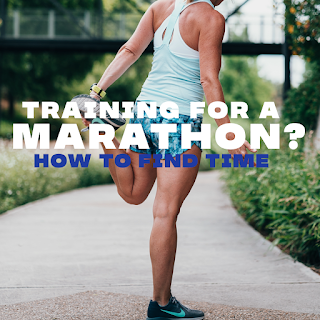 houston marathon training how to find time