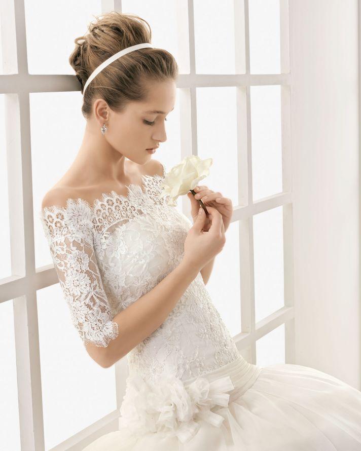 elegant dress lace - photo #12