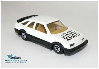 Edocar, Ford Sierra XR4TI