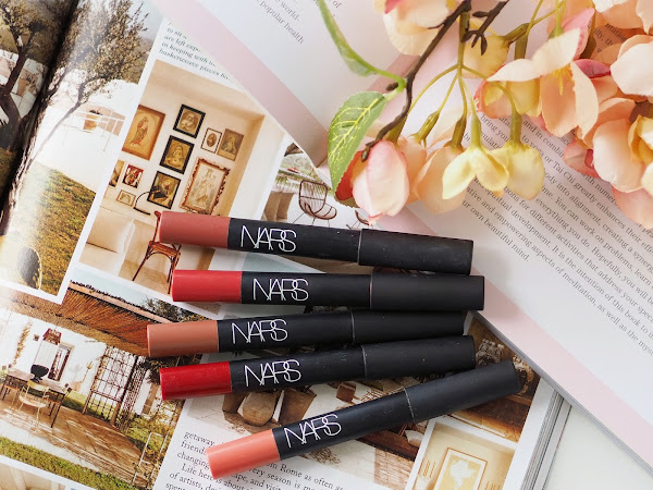 Nars Velvet Matte Lip Pencil Review