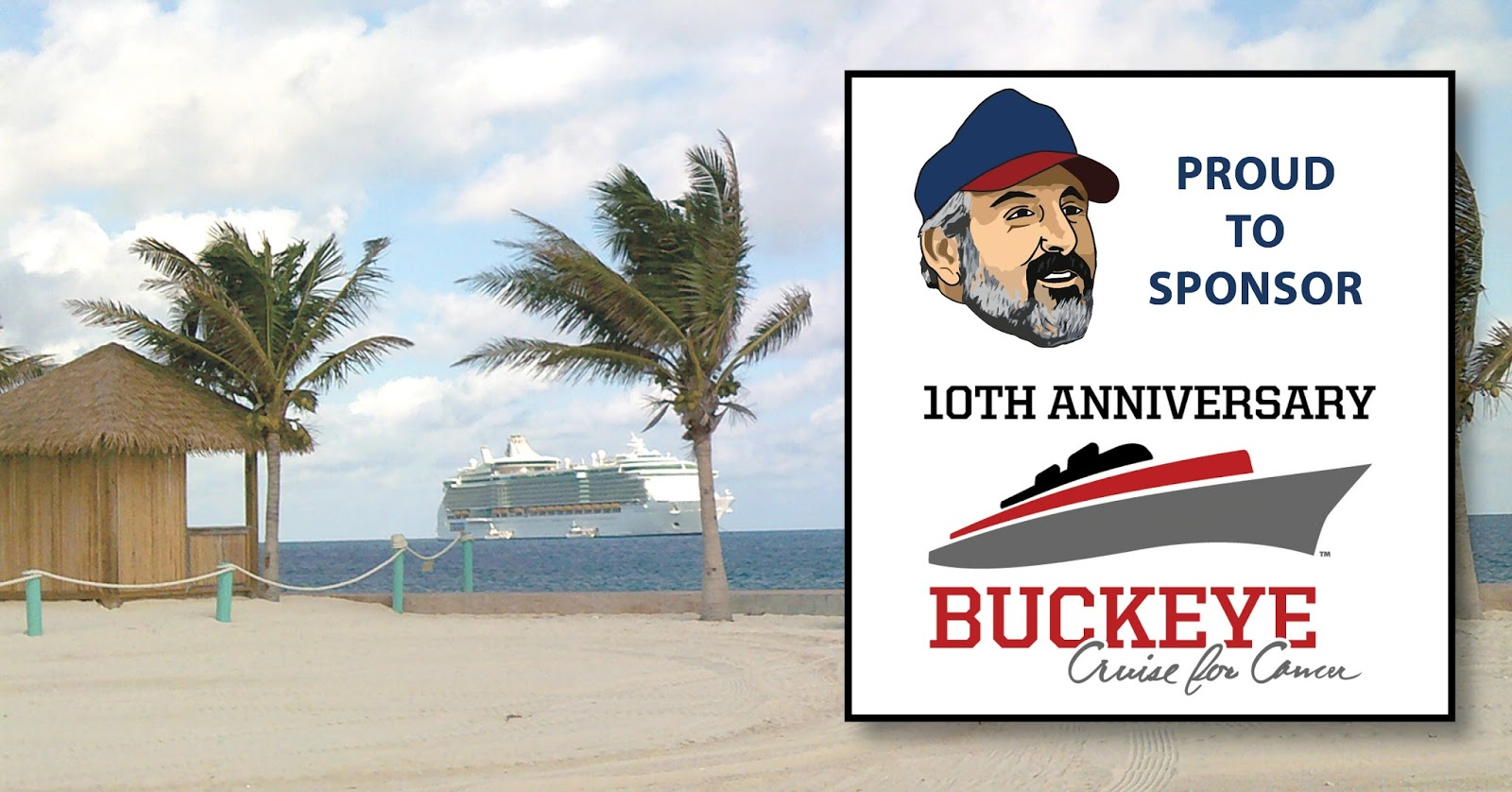 The Basement Doctor Team Set Sail On The Buckeye Cruise For Cancer 2017