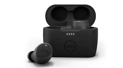 JAYS True Wireless Earbuds