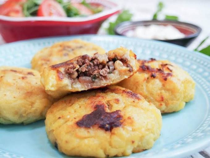 Stuffed potato cakes #vegan #vegetarian #soup #breakfast #lunch