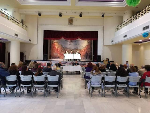 Παραιτήθηκε ο Ν. Κοπαλάς από τη θέση του προέδρου της Ένωσης Ποντίων Νίκαιας - Κορυδαλλού