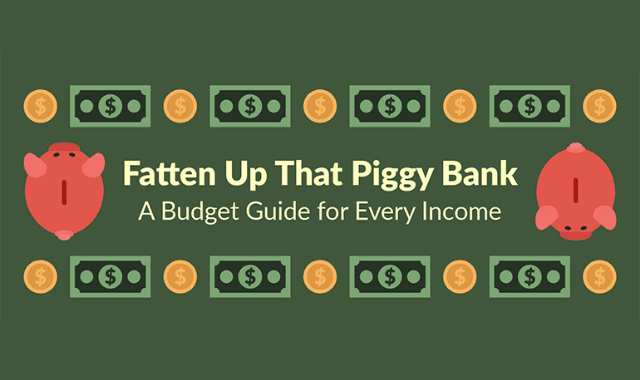 Fatten Up That Piggy Bank: A Budget Guide for Every Income