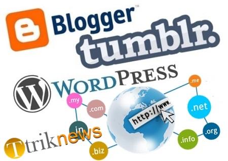 Kekurangan serta kelemahan blog dengan domain TLD