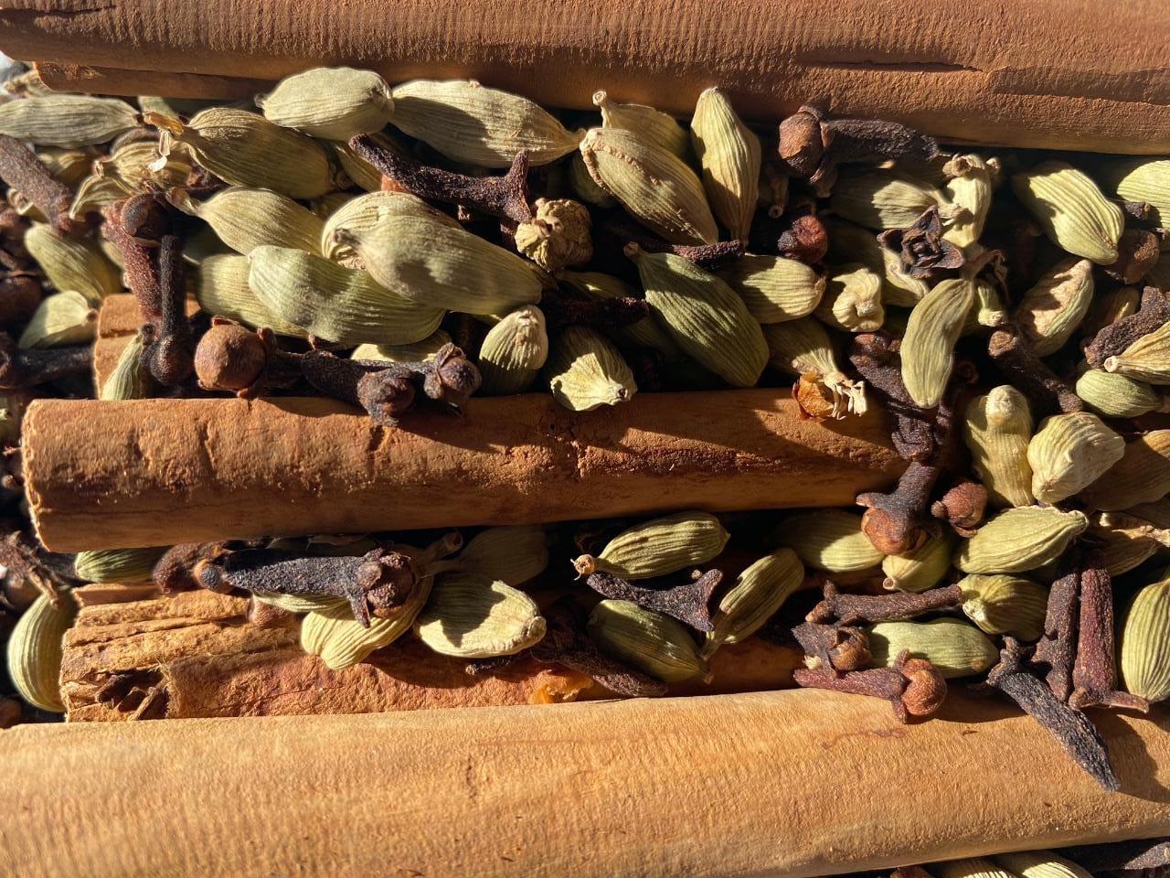 masala tea powder recipe