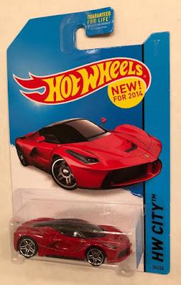 xe Hotwheels Ferrari 12