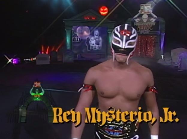 PPV REVIEW: WCW HALLOWEEN HAVOC 1996 ~ Retro Pro Wrestling Reviews