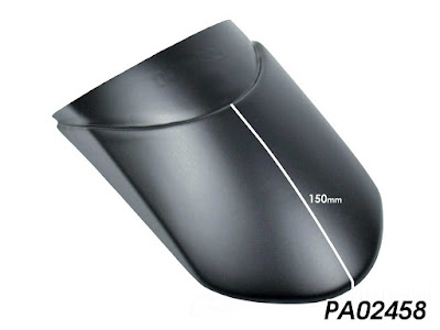 P&A International Extender Fender / エクステンダーフェンダー BMW S1000XR('20-) / F900XR('20-)