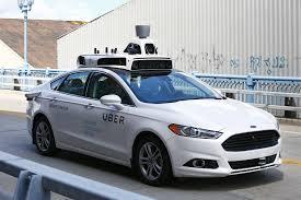 Uber self-drive
