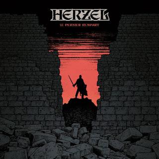 """Ο δίσκος των Herzel """"Le dernier rempart"""""""
