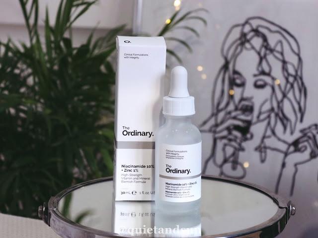 The Ordinary serum z Witaminą B3 i Cynkiem recenzja