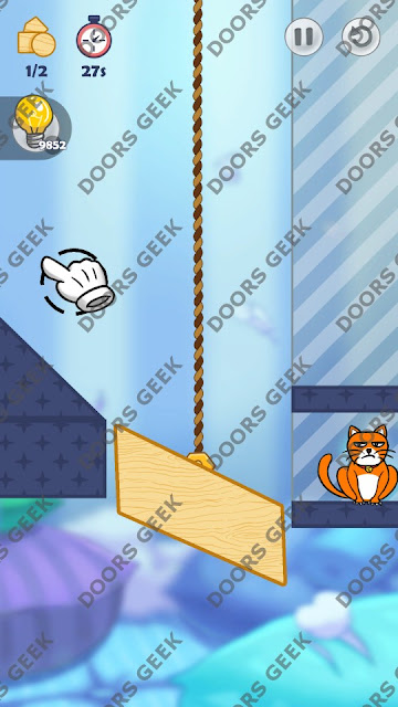 Hello Cats Level 82 Solution, Cheats, Walkthrough 3 Stars for Android and iOS