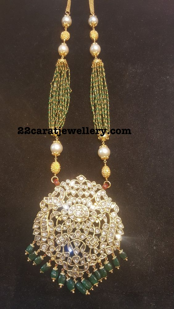Beads Set with Classic Pendants