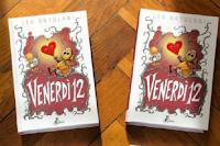 "Vinci gratis copie del bellissimo cartonato ""Venerdì 12"" di Leo Ortolani"