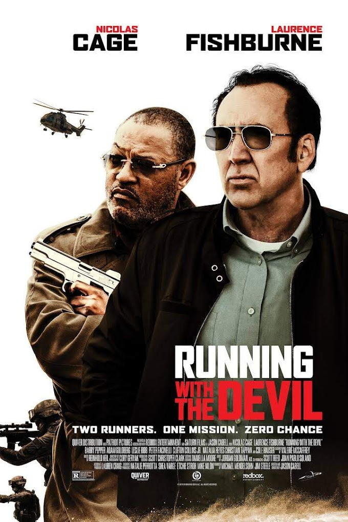 Download Movie: Running with the Devil (2019)