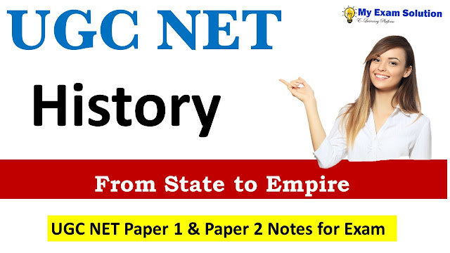 From State to Empire UGC NET