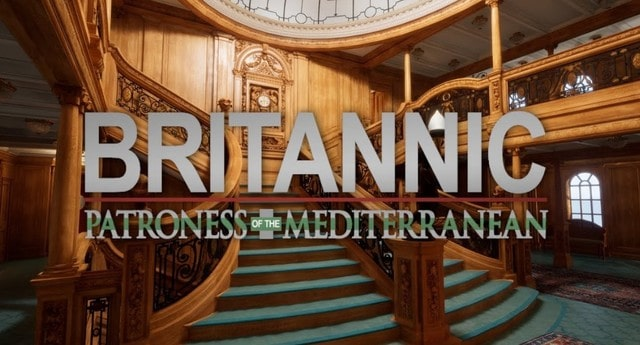 Britannic: Patroness of the Mediterranean PC download