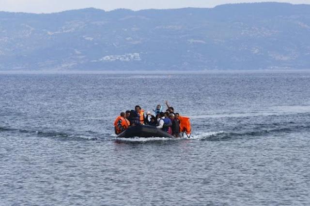 Πάνω από 100 μετανάστες έφτασαν σε Φαρμακονήσι και Σάμο