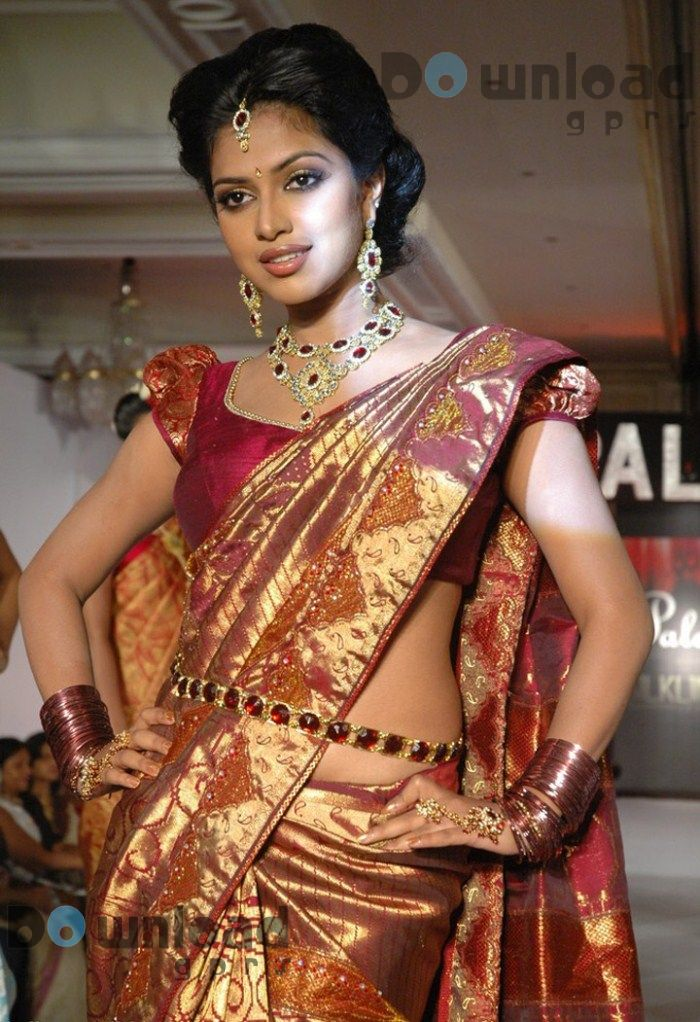 John Abraham Hd Wallpapers Force 2 Actress Amala Paul New Traditional Look Saree Stills