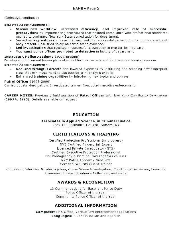 Examples Of Great Resume How To Write A Good Summary For Executive Example Job