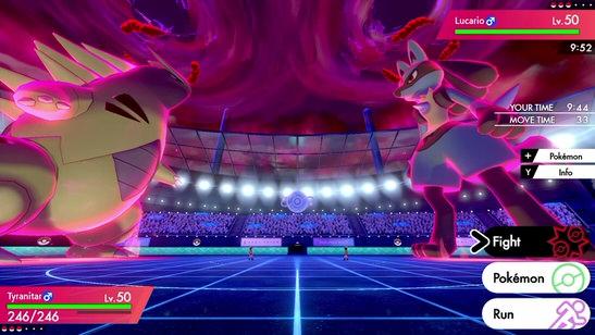 Pokémon Sword & Shield - Competição Online Anunciada