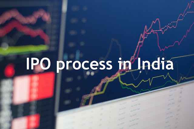 ipo process in India