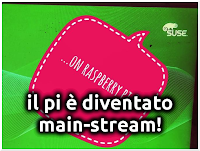 Il Raspberry Pi 3 è diventato main-stream!