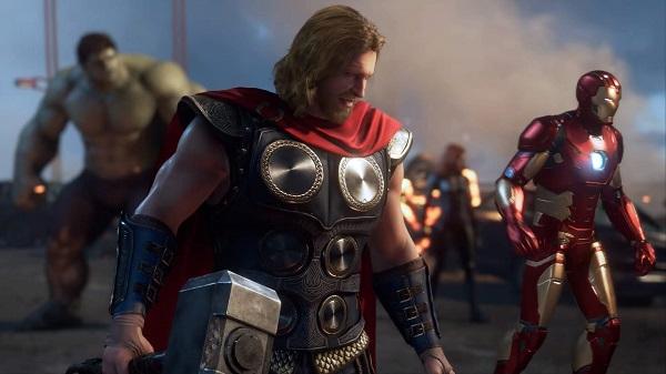 رسميا تأجيل إطلاق لعبة Marvel Avengers