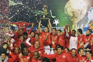 Campeón recopa sudamericana 2004