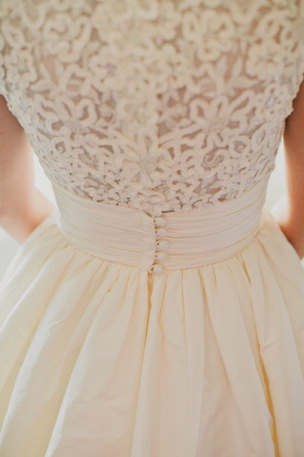 A Bon Ton Wedding Dress