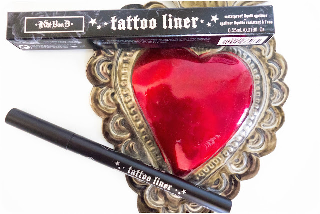 Tattoo liner : l'eyeliner de Kat Von D