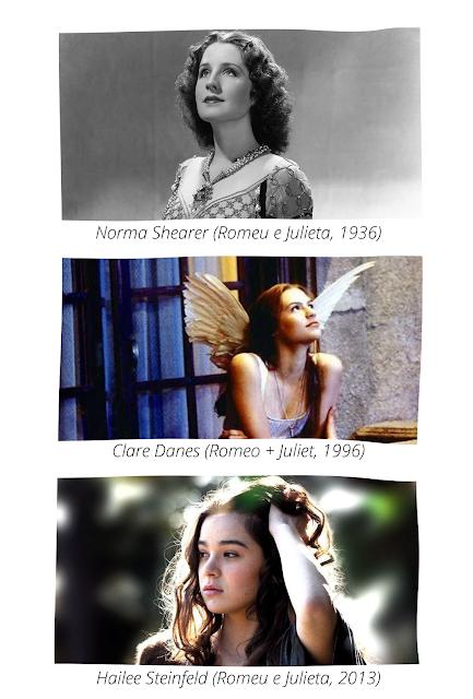 Julieta Capuleto, Romeu e Julieta