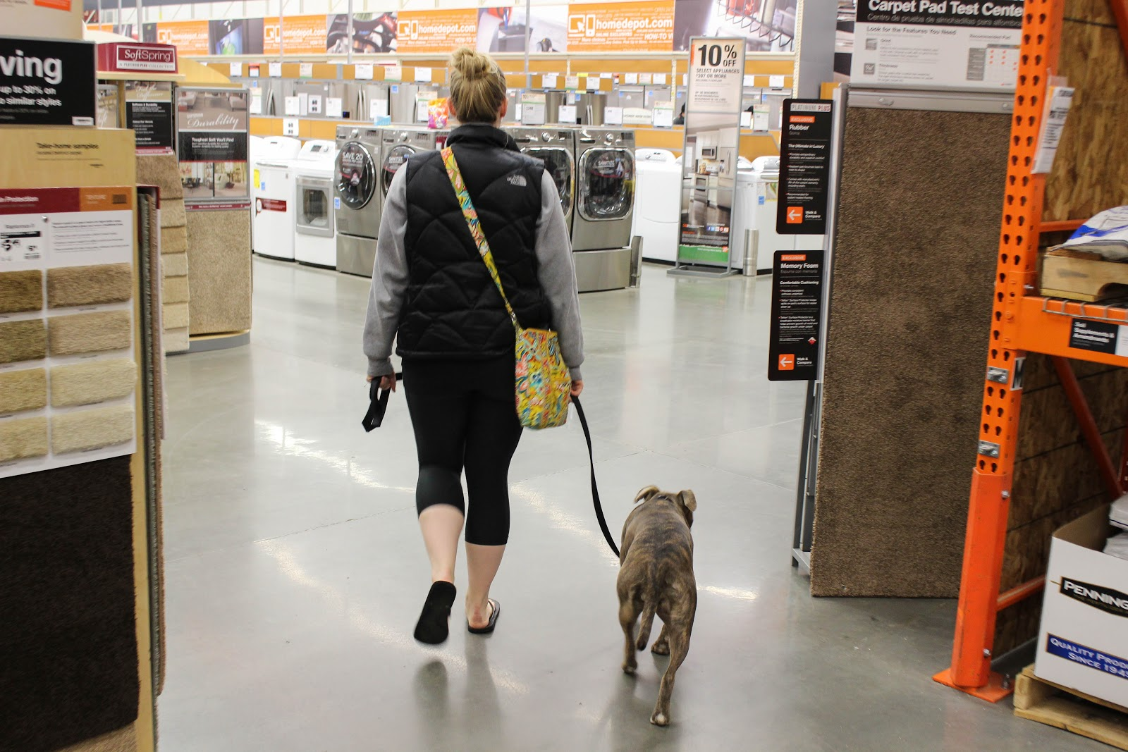 Shop By Room At The Home Depot: Pitlandia: One Stop Shopping