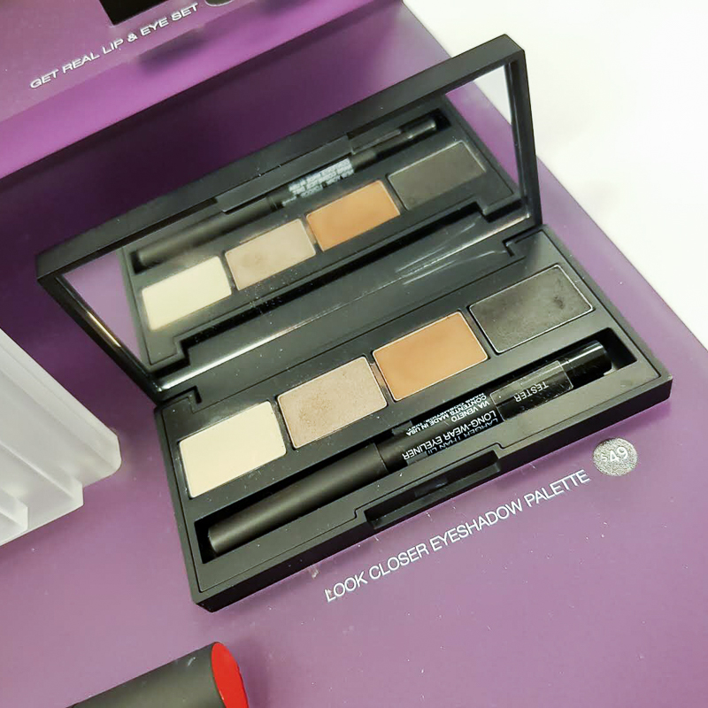 NARS Look Closer Eyeshadow Palette - Sarah Moon Holiday Gifting Collection