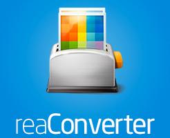 تحميل برنامج تحرير وتعديل وتحويل صيغ الصور  7 ReaConverter