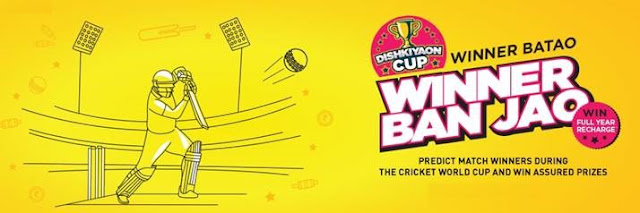 Dish TV launches 'Dishkiyaon Cup' for Cricket Fans